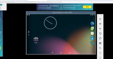 Android 6 Emulator Online on Google Chrome 2018 Testing and Installing