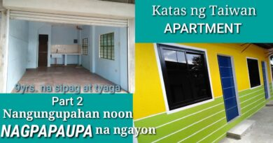 Apartment Business in Philippines | 1.1M cost, 12k monthly passive income | Katas ng OFW