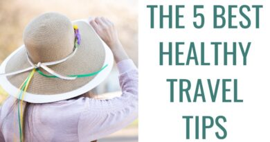 BEST Travel Tips: How To Stay Healthy When Traveling For Business | Stay Well When Traveling
