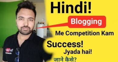 Benefits Of Hindi Blogging | Rank High And Earn More Online!