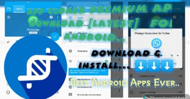 Best Android Apps Ever : App Cloner Premium Apk Download [Latest] for Android for free