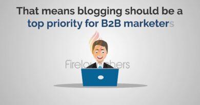 Blogging for Profit FE customer sales demo video