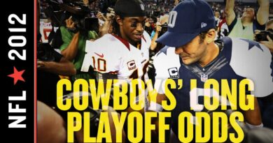 Dallas Cowboys Down But Not Out in NFC Playoff Picture heading into Week 13