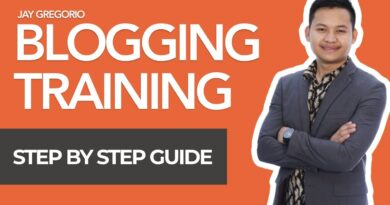 FREE Blogging Training (Step by Step Guide 2019)