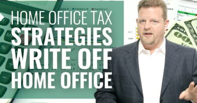 Home Office Tax Strategies Write Off Home Office (BIG Home Office Tax Deductions [NEW!] )