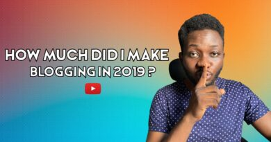 How Much I Made Blogging in 2019 (Blog Income Report)