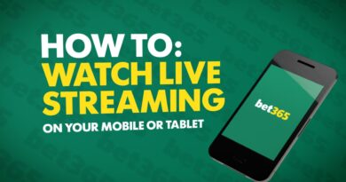 How To: Live Streaming on Mobile bet365 Official