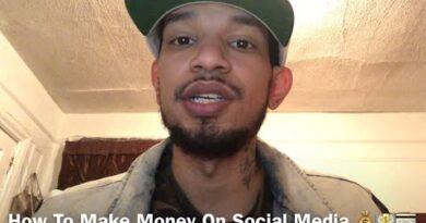 How To Make Money On Social Media: Instagram, Youtube, Blogging