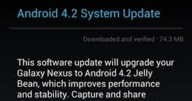 How To Update Android Software
