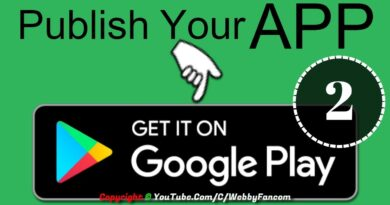 How To Upload Android App on Google Play Store | Publish App on Play Store Part-2