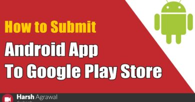 How to Submit Android App To Google Play Store