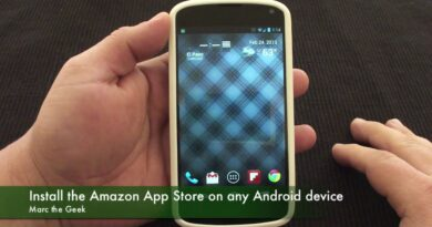 Install Amazon App Store on Any Android Device ( Android Newcomers )