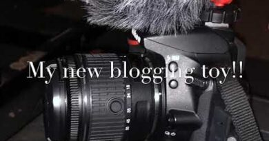 My new blogging camera!!