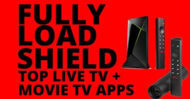 NVIDIA SHIELD 🔰 NOW FULLY LOADED BEST FREE STREAMING APPS 7