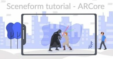 Run AR Apps In Android Emulator | Sceneform | ARCore
