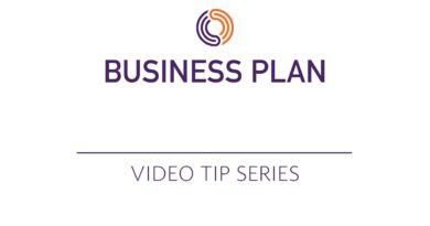 SVF Business Tips: What's in a Good Business Plan?
