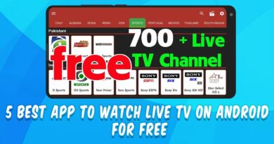 Top 5 Best App To Watch Live Tv On Android 2019   With live Proof