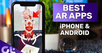 Top 6 Best Free AR Apps for Android and iPhone in 2019