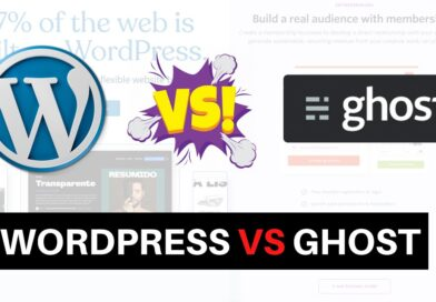 WordPress vs Ghost | Blogging Platform Review