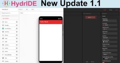 hydride new update android app maker website without coding || android app development