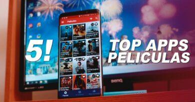 5 MEJORES APPS Para Ver PELICULAS, SERIES Y TV GRATIS En Android Español 2019 | JeaC