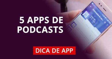 5 melhores aplicativos para ouvir podcasts #DicaDeApp