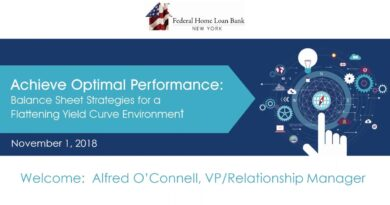 Achieve Optimal Performance: Balance Sheet Strategies for a Flattening Yield Curve Environment