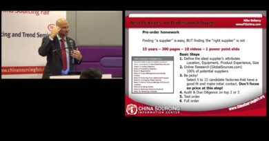 China Sourcing Seminar: Best Practices