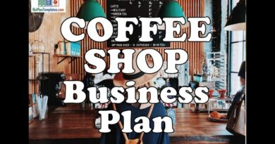 Coffee Shop Restaurant Business Plan Example & Sample Template