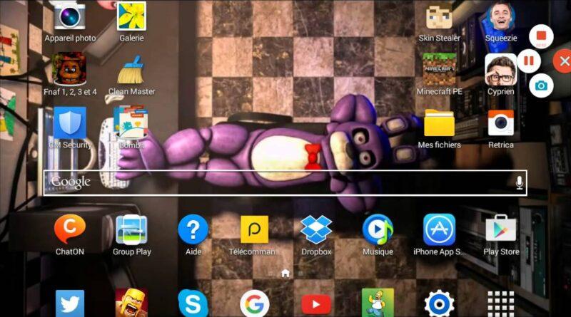 Comment avoir L'Iphone App Store sur Android??!!=/
