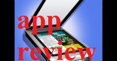 Fast PDF Scanner For Android APP Review
