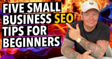 Five Small Business SEO Tips for Beginners