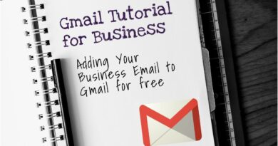 Gmail Tips: Add Your Business Email To Gmail for Free