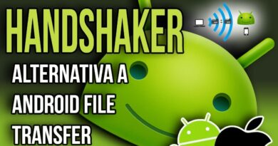 HANDSHAKER | Alternativa a android file transfer | Transferir archivos de android a mac