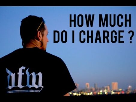 HOW MUCH DO I CHARGE? - HOW I BUILD QUOTES