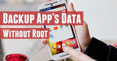 How to Back Up Android Apps and Data to PC without Root