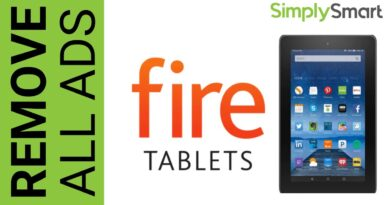 How to Remove Ads From Amazon Fire Tablet | 2 Ways