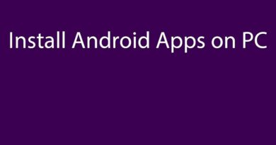 Install Android Apps on PC using Andy Android Emulator