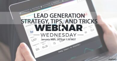 Lead Generation for Small Business - Strategy, Tips, & Tricks