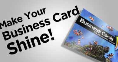 Make Your Business Cards Shine - Tips from PrintPlace.com
