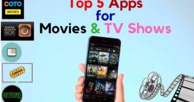 (NEW) 💎 5 BEST FREE MOVIE & TV SHOW APKS FOR 2019 💎 ANDROID TABLET PHONE BOX & FIRESTICK, SHIELD! 7