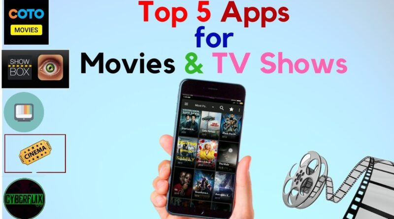 (NEW) 💎 5 BEST FREE MOVIE & TV SHOW APKS FOR 2019 💎 ANDROID TABLET PHONE BOX & FIRESTICK, SHIELD! 5