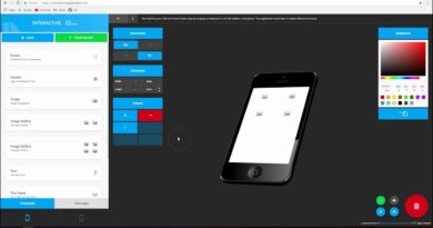 React Native Drag And Drop App Builder DEMO RELEASE & Introduction