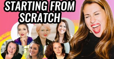 Tips On Starting A Business From Scratch - from Mariah Coz, Megan Minns, Abbey Ashley, Tarzan Kay +