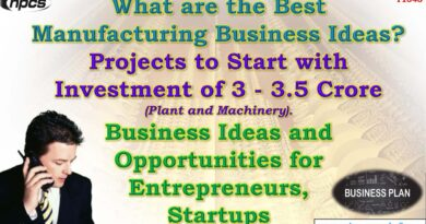 What are the best manufacturing business ideas