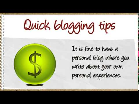 What is Blogging and its Benefits