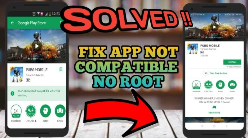 how to install incompatible apps from android market for unsupported devices(2020) | No Root