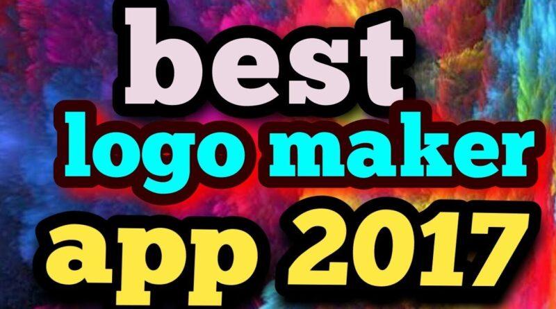 3 Best logo maker app for android 2017