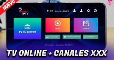 Three NUEVAS & POTENTES APLICACIONES PARA VER TV EN VIVO EN ANDROID 2019 | Canales NOPOR FULL HD +18🔥 7