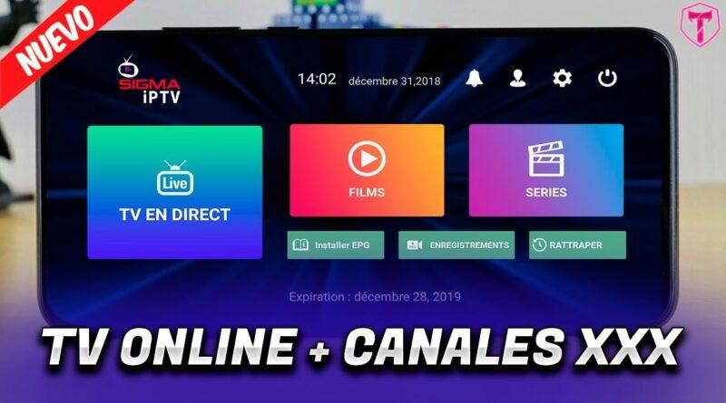 Three NUEVAS & POTENTES APLICACIONES PARA VER TV EN VIVO EN ANDROID 2019 | Canales NOPOR FULL HD +18🔥 5